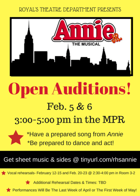 Annie Audition Flyer for Social Media.png