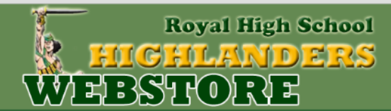 Highlanders School Web Store